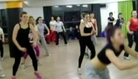 Zumba workout gym volos