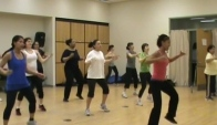 Zumba workout with Aireen