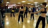 Zumba zumba flamenco and belly dancing con katerine
