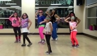 Zumbatomic Gangnam Style dance workout