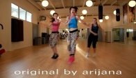jive swing zumba fitness choreography